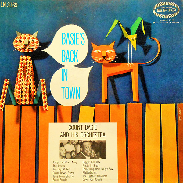 Basie's Back In Town - Count Basie