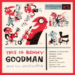 Bennie Goodman and His Orchestra - RCA