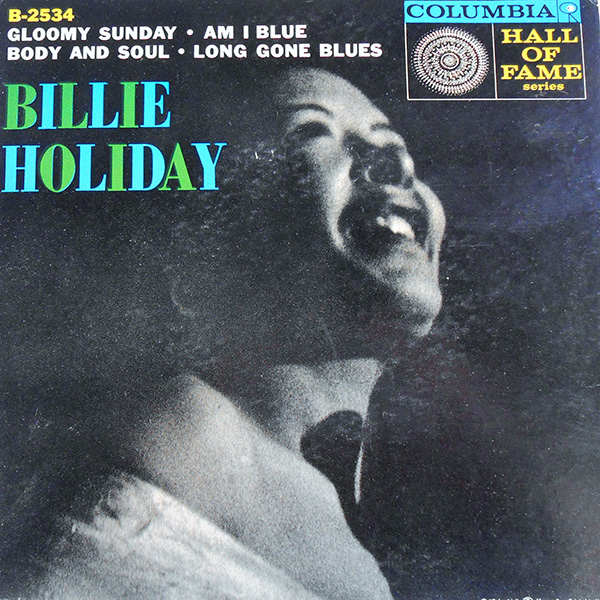 Billie Holiday - Columbia Hall of Fame