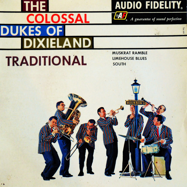 The Colossal Dukes of Dixieland