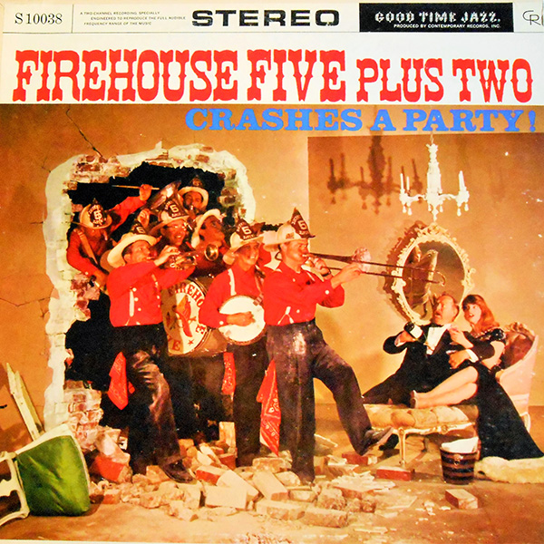 Crashes a Party - Firehouse Five Plus Two