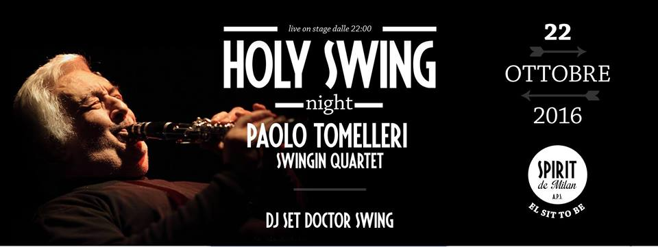 Holy Swing Night