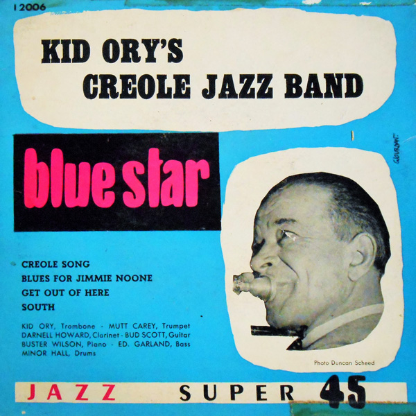 Blue Star - Kid Ory Creole Jazz Band