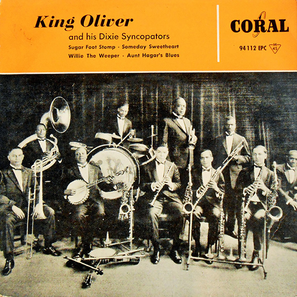 King Oliver & his Dixie Syncopators