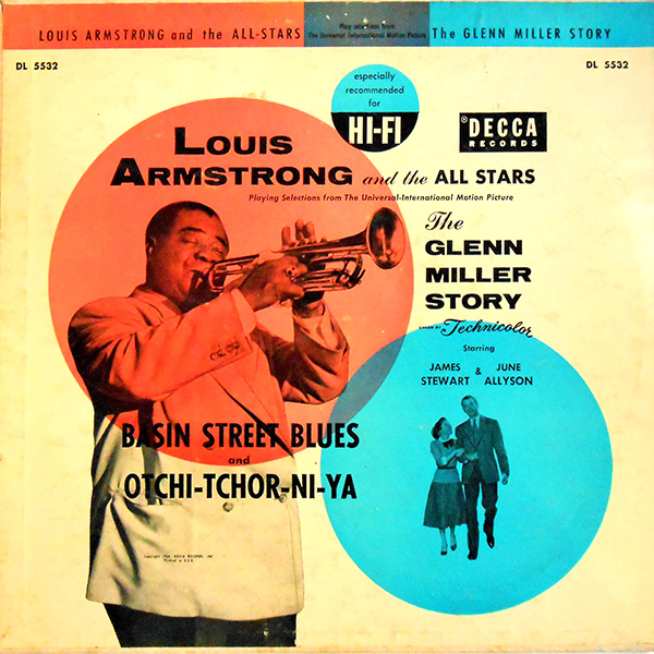 Glenn Miller Story - Louis Armstrong & the All Stars