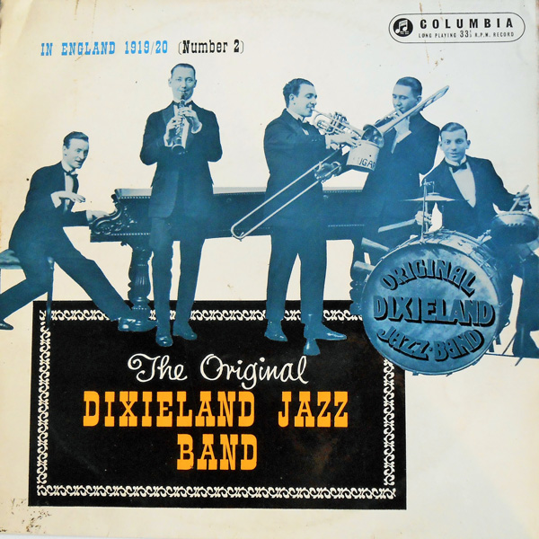 Original Dixieland Jazz Band in London