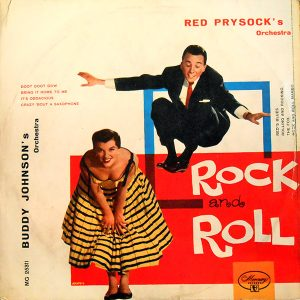Rock'n'Roll - Red Prysock's Orchestra