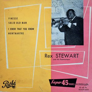 Rex Stewart & his Footwarmers