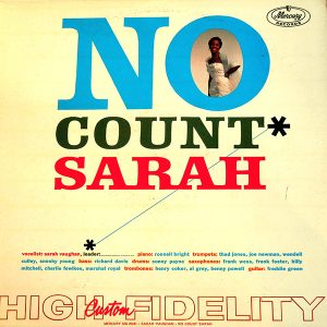 Sarah Vaughan - No Count