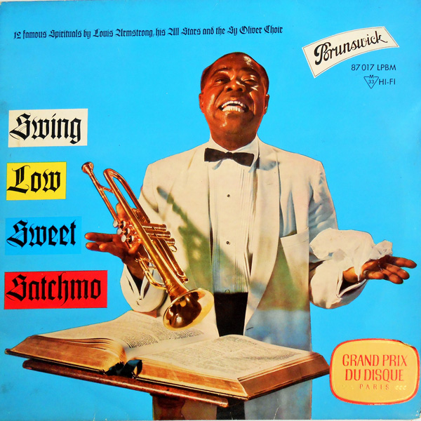 Swing Low Sweet - Satchmo