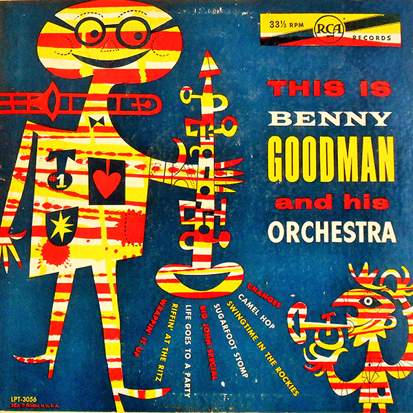 This is Benny Goodman & His Orchestra