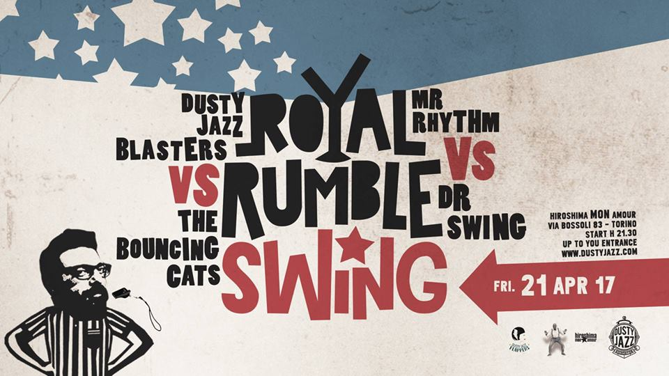 Royal Rumble Swing